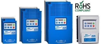 Lenze / AC Tech SMVector Nema 1 and Nema 4x Variable Frequency Drives