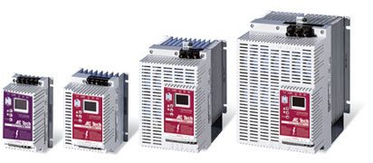 The Lenze / AC Tech SCM, SCL, SCF, SCD, SMD, TCF, TML and TMD Drives (SCM Pictured Above)