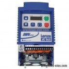 Lenze AC Tech SMVector NEMA 1 VFD Face with Terminal Strip