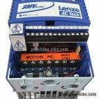 Lenze AC Tech SMVector NEMA 1 VFD Terminal Strip And Lead Wiring