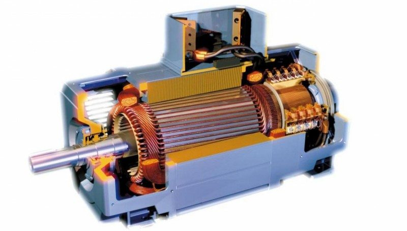 Ac electric motors Electric ac motors