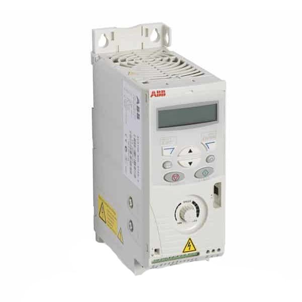 1 5 HP ABB ACS150 Micro Series NEMA 1 Enclosed Variable Frequency Drive |  208 - 240 VAC 1 Phase Input | 240 VAC 3 Phase Output | 6 7 Amps |