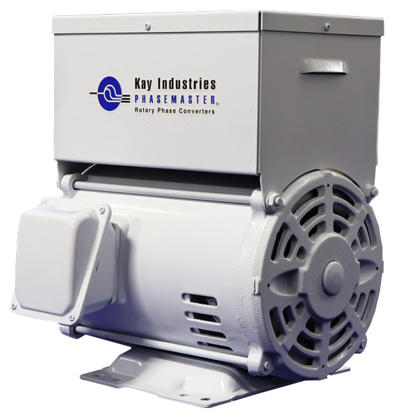 Kay Industries 3.0 HP Rotary Phase Converter